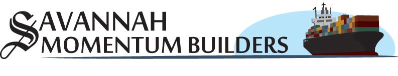 Savannah Momentum Builders - Horizontal Format Logo - Color