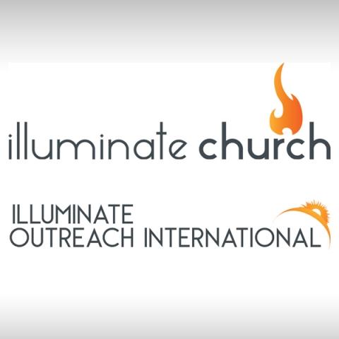 Illuminate Church & Illuminate Outreach International - Logo Package