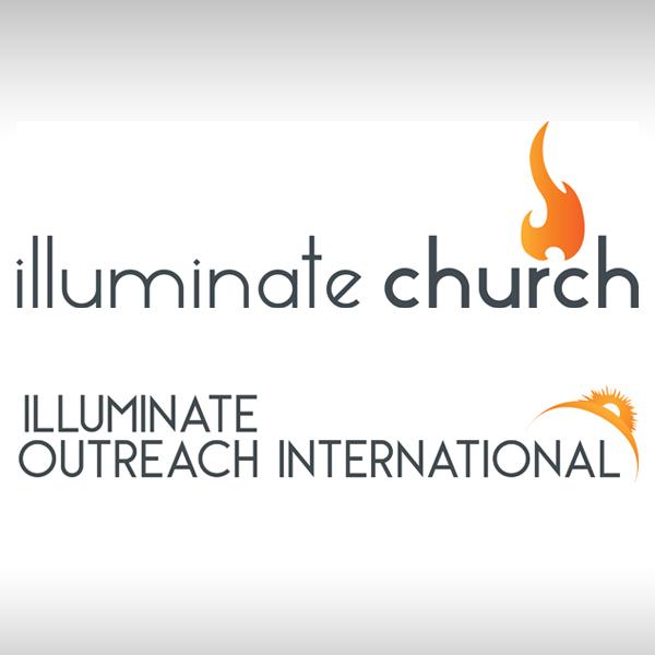 Illuminate Church & Illuminate Outreach International - Logos