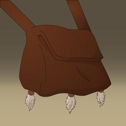 Medieval Game - Conceptual Artwork - Medium Size Bag Icon