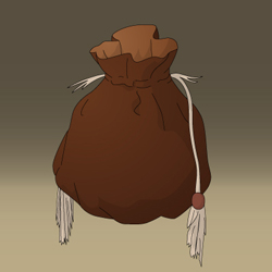 Medieval Game - Conceptual Artwork - Small Bag Icon