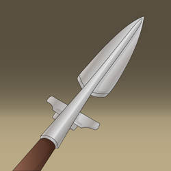 Medieval Game - Conceptual Artwork - Hunting Spear Icon